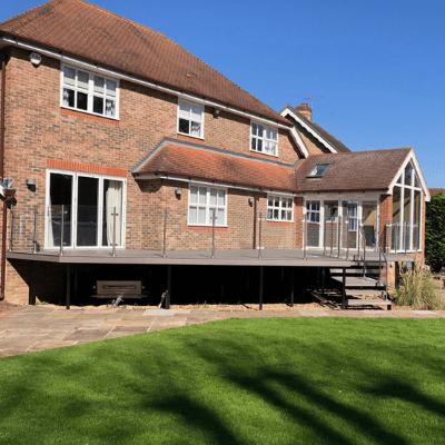 Decking builder high wycombe